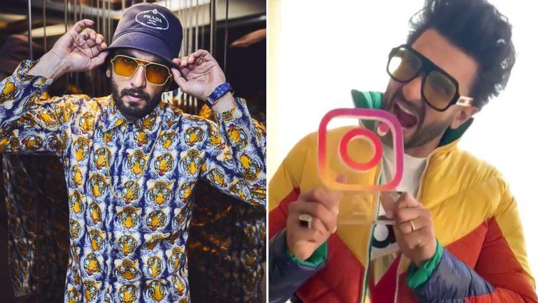 Ranveer Singh Achieves a Milestone on Instagram With 20 Million Followers But is Yet to Beat Wifey Deepika Padukone