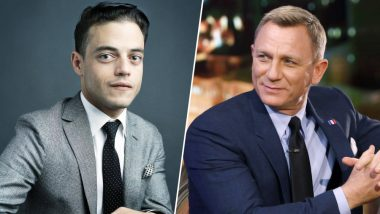 Bohemian Rhapsody Actor and Academy Award Winner Rami Malek Almost Finalised to Play the Villain in Daniel Craig's Bond 25