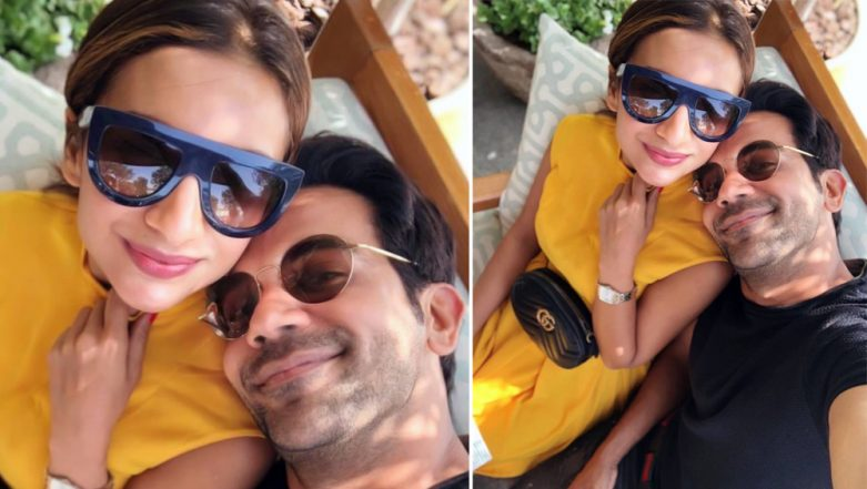 Rajkummar Rao Wishes Girlfriend Patralekhaa on Her Birthday With a Sweet Message - See Pic