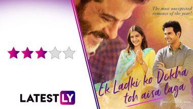 Ek Ladki Ko Dekha Toh Aisa Laga Movie Review: Anil Kapoor, Rajkummar Rao Pitch in Heart-Warming Performances in Sonam Kapoor's Unusual Love Story