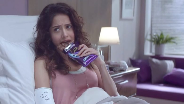 Chocolate Day 2019: See Disha Patani to Nushrat Bharucha in These Romantic Chocolate Ads That Will Make You Want To Share A Bite With Your Loved One (Watch Videos)