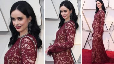 Oscars 2019: Krysten Ritter aka Jessica Jones Announces Her Pregnancy on the Red Carpet