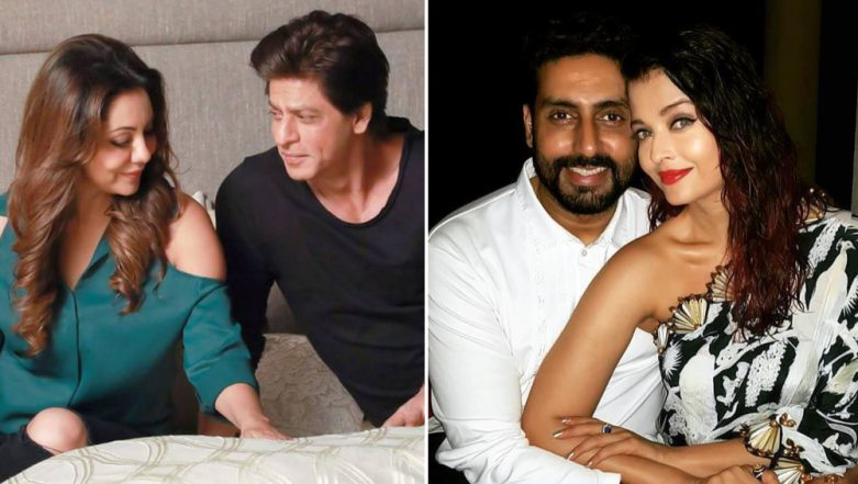 Propose Day 2019: From SRK-Gauri to Abhi-Ash, Bollywood Celebs' Real-Life Proposal Stories Will Make You Swoon!