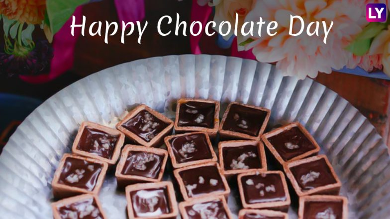 Chocolate Day 2019 Romantic Quotes: Beautiful Messages, Chocolate Photos & Instagram Captions to Share With Your Loved One This Valentine Week