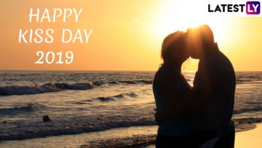 Kiss Day 2019 Quotes: Express Your Feelings via These Romantic Lines That You Can Share on WhatsApp, Facebook and Twitter, This Valentine Week