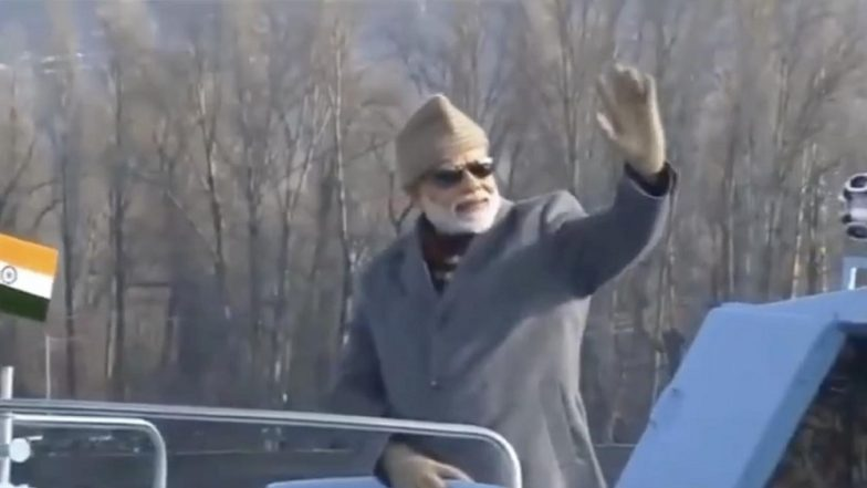 'Modi Wave' in Jammu and Kashmir Triggers Laughter Storm on Twitter