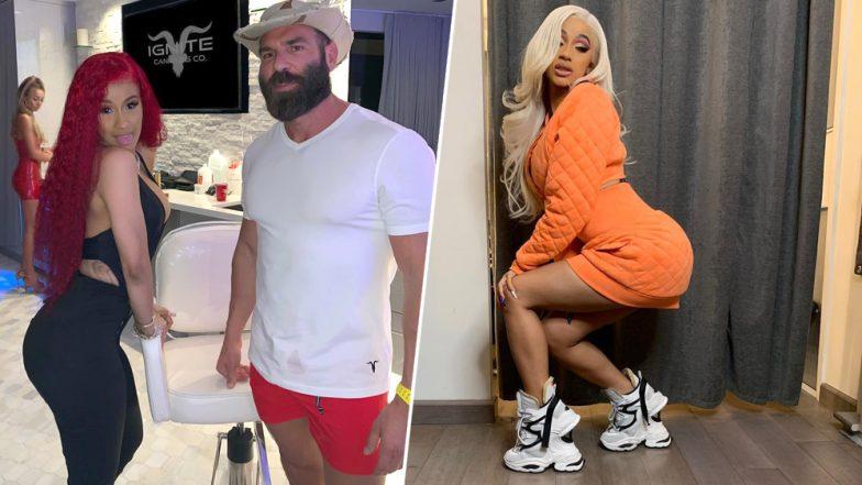 Cardi B's Butt Looks Smaller in Dan Bilzerian's Instagram Post! Internet Trolls Him for 'Photoshopping' Her Picture