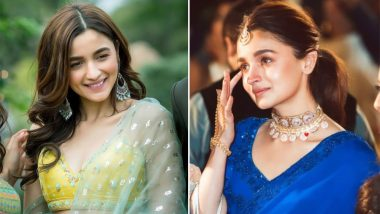 Alia Bhatt Gets Teary- Eyed As She Shares an Emotional Speech for her BFF Who Got Hitched - Watch Video