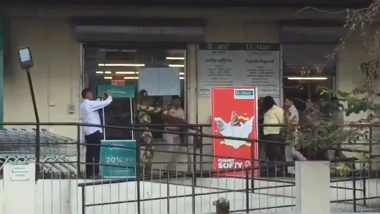 Terror Attack in Mumbai? Viral Video of Counter-Terror Mock Drill at Virar's DMart Mall Triggers Panic
