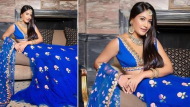 Surbhi Chandna Makes for a Stunning Modern Day Bride in Her Latest Magazine Cover Photoshoot – View Pics