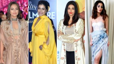 Aishwarya Rai Bachchan, Sonakshi Sinha and Diana Penty's Fashion Choices Invite the Wrath of Fashion Police - View Pics