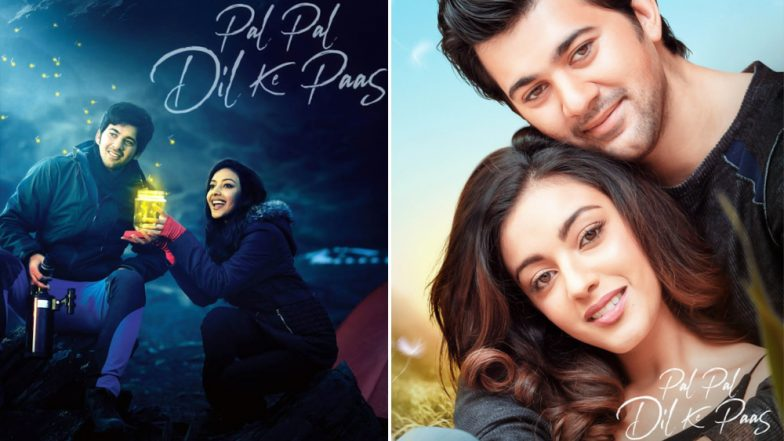 Pal Pal Dil Ke Paas First Poster Out: Karan Deol and Sahher Bammba Embark on A Romantic Journey on Valentine's Day
