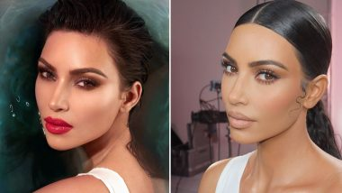 Kim Kardashain West Reveals That She has Psoriasis After Tabloid Claimed She has 'Bad Skin Day'