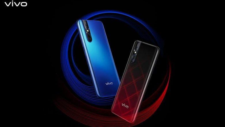 Vivo V15 Pro Smartphone With World's First 32MP Pop-up Selfie Camera Launched; Priced in India at Rs 28,990
