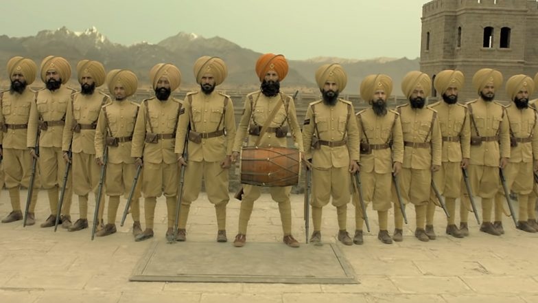 Kesari Quick Movie Review: Akshay Kumar's War Film Begins on an Average Note with a Promising Second Half