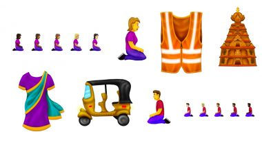 New Emojis in 2019: From Sarees to Wheelchairs, Inclusive