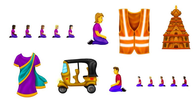 New Emojis in 2019: From Sarees to Wheelchairs, Inclusive and Diverse Emoticons Are Making the Internet Super Happy