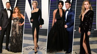 Oscars 2019: Vanity Fair After-Party Best Dressed - Priyanka Chopra, Miley Cyrus and Sofía Vergara Woo us With Their Style Offerings - View Pics