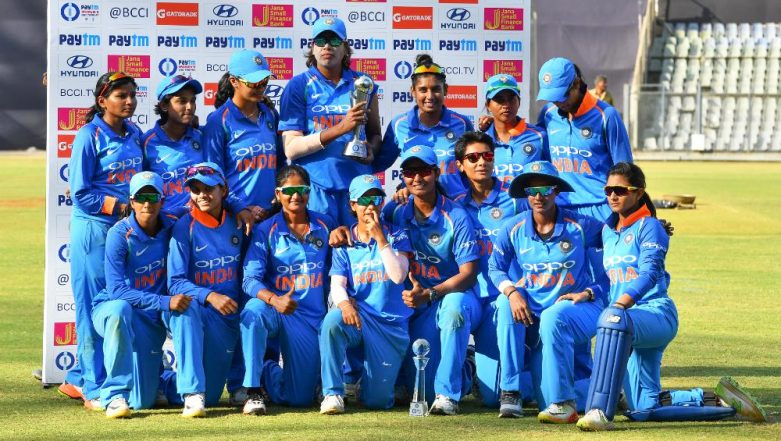 Ind vs Eng Women 3rd ODI 2019: England Win by Two Wickets, India Clinches Series 2–1