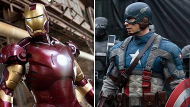 Avengers: End Game: Will We See Iron Man and Captain America Twinning Suits?