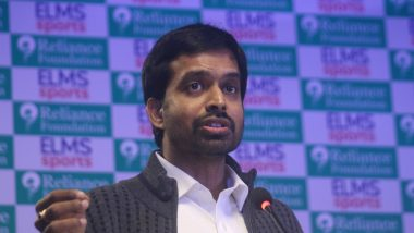 Expecting a Better Badminton Medal Haul at 2020 Olympics: Pullela Gopichand