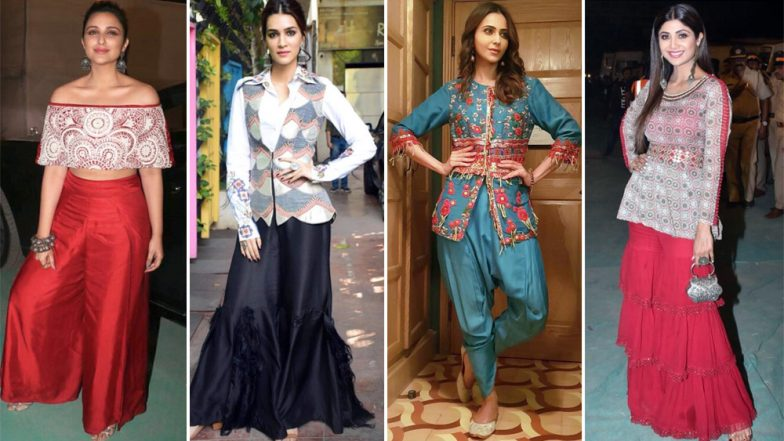 Parineeti Chopra, Shilpa Shetty and Kriti Sanon's Not-so-Flattering Style Statements Disappoint Us - View Pics