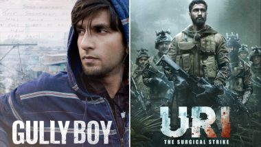 Gully Boy Box Office Prediction: Can Ranveer Singh and Alia Bhatt's Film Beat First Day Collections of Vicky Kaushal's Uri and Become the Highest Opener of 2019?