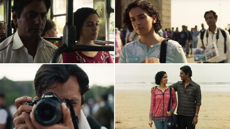 Photograph Trailer: Nawazuddin Siddiqui and Sanya Malhotra's Unlikely Romance Is a Breath of Fresh Air – Watch Video