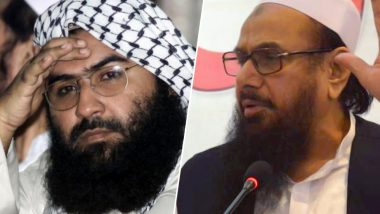 US, UK, France Voice Concern at FATF Meet Over Pakistan Inaction Against Hafiz Saeed, Masood Azhar: Sources