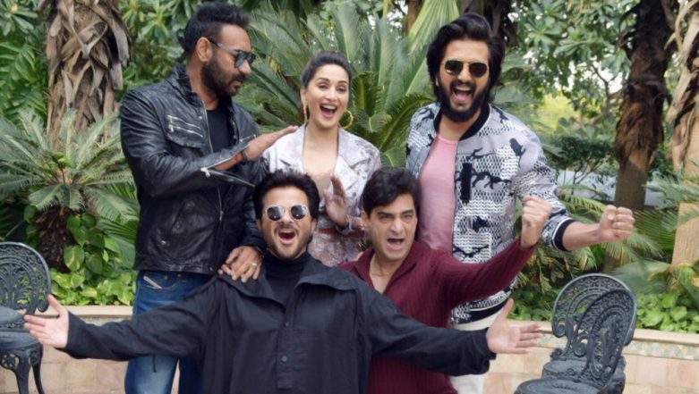 Total Dhamaal Worldwide Box Office Collection: Ajay Devgn and Anil Kapoor's Adventure Comedy Surpasses the Rs 200 Crore Mark
