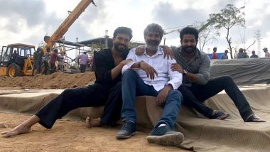 Baahubali Director SS Rajamouli Shares Interesting Details About Jr NTR and Ram Charan's RRR That You Should Read Right Now!
