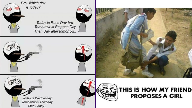 Propose Day 2019: Funny Jokes, GIFs and Memes That Will Take Your Blues Away If You are Sad and Single on Valentines Week