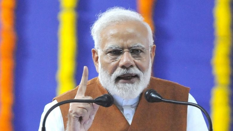 PM Narendra Modi Breaks Silence on 'Farzi OBC' Row in UP, Says, 'I Belong to Just One Caste, Whatever Caste The Poor Belong To'