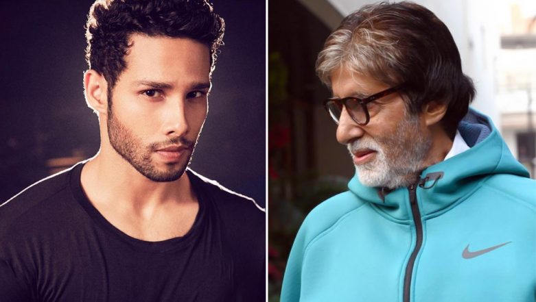 MC Sher From Gully Boy aka Siddhant Chaturvedi Receives a Handwritten Letter From Amitabh Bachchan - See Pic
