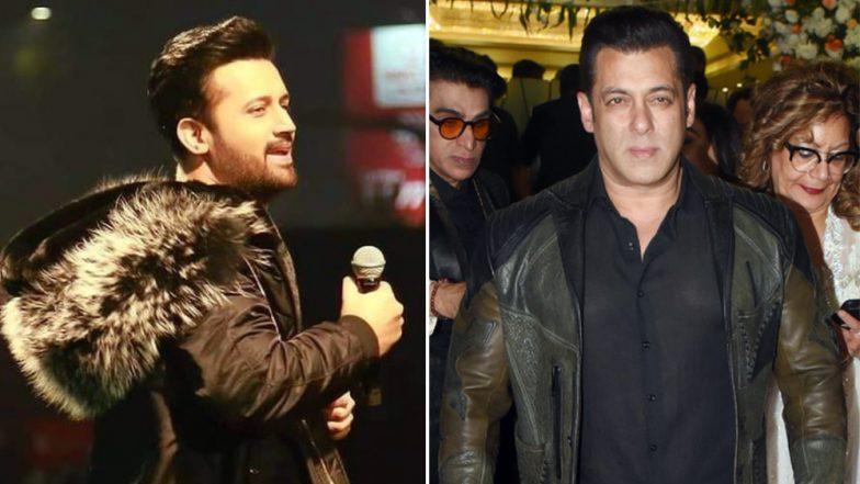 Pulwama Terror Attack: Salman Khan Replaces Pakistani Singer Atif Aslam In Notebook
