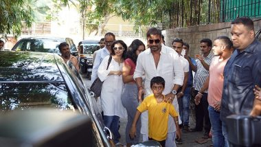 Judge Me, but Don't Judge My Kids, Says Ajay Devgn for His Children Nysa and Yug