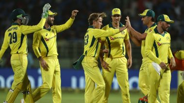 Live Cricket Streaming of Pakistan vs Australia, 1st ODI 2019 on Sonyliv: Check Live Cricket Score, Watch Free Telecast PAK vs AUS 1st ODI on PTV Sports & Online