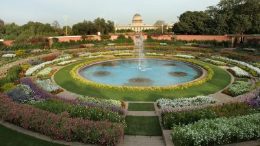 Mughal Gardens to be Renamed as Rajendra Prasad Udyan? This Government Official's Tweet Triggers Speculations