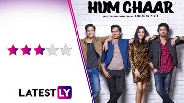 Hum Chaar Movie Review: Rajshri's Bitter-Sweet Tale of Friendship Is an Endearing Watch!
