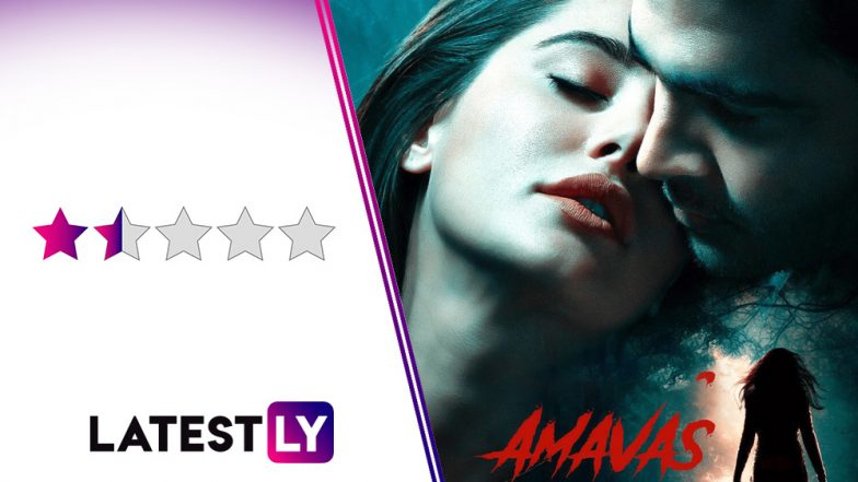 Amavas Movie Review: Nargis Fakhri, Sachiin Joshi's Acting Display Is Scarier to Watch Than the Actual Spooks!
