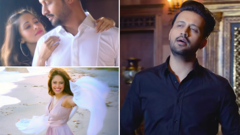 Atif Aslam's New Song 'Baarishein' Featuring Nushrat Bharucha Is A Stunning Tale Of Love (Watch Video)
