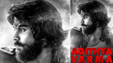 Varmaa Is Now Adithya Varma! Dhruv Vikram's Debut Movie Gets a New Name, Cast, Director and Poster!