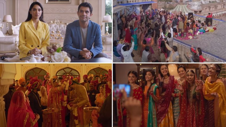Made In Heaven Trailer: Gully Boy Makers Zoya Akhtar & Team's Amazon Prime Series on Crazy Rich Indian Weddings Looks Exciting! (Watch Video)