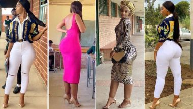 Sexy Teacher From South Africa Wants to be 'Left Alone' After Pics of Her in Trendy Outfits Go Viral