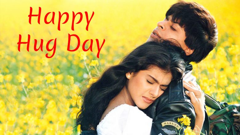 Hug Day 2019 Songs: This Playlist of Bollywood Tracks Is All About The Big Romantic Hugs During Valentine Week