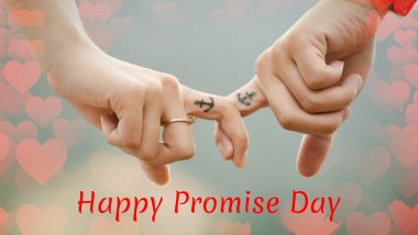 Promise Day 2019: Gifts You Can Give to Your SO Apart From Vows of Love on the 5th Day of Valentine Week