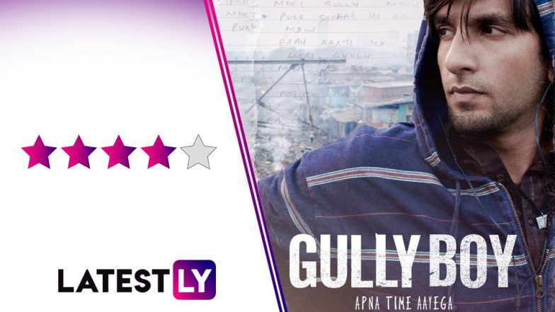 Gully Boy Movie Review: Ranveer Singh and Alia Bhatt Are Bloody Brilliant in Zoya Akhtar's Finest Work to Date!
