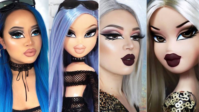 Bratz Challenge: Women Turning Themselves Into the Iconic Bratz Dolls Is Going Viral on Instagram (View Pics and DIY Video)