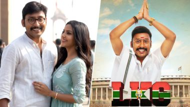 RJ Balaji, Priya Anand-Starrer LKG's Tamil Anthem in Sid Sriram and Chinmayi's Soulful Voice Is Becoming a New Sensation, Watch Video