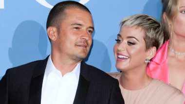 Katy Perry and Beau Orlando Bloom Get Engaged on Valentine's Day